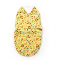 In the woods - original bugyola swaddle